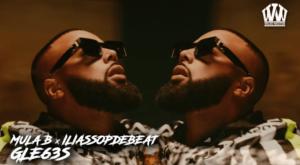 Mula B dropt videoclip voor GLE63S met IliassOpDeBeat