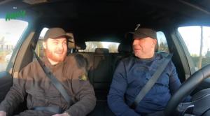Maradonnie brengt voor tweede keer bezoekje aan 'Bij Andy in de auto'